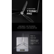 DAL Cyclone T7056C Pro - Crystal Clear 2 Pairs