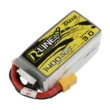 TATTU R-Line 6S1P 22.2V 1400mAh 120C Lipo Battery with XT60 Plug
