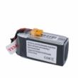 TATTU 4S1P 14.8V 650mAh 75C Lipo Battery with XT30 Plug