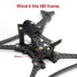 HGLRC Wind5 Lite True X FRAME - analog