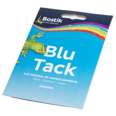 Blu Tack tisztító és építő gyurma