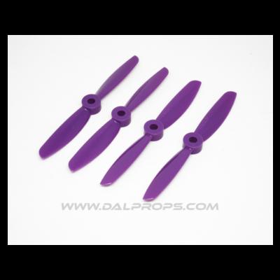DAL 4045 Propellers - Purple 2 Pairs