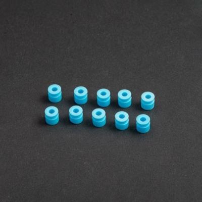 DIATONE MAMBA STACK DAMPING ACC -SILICONE STANDOFF BLUE M2