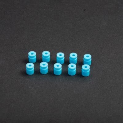 DIATONE MAMBA STACK DAMPING ACC -SILICONE STANDOFF BLUE M3