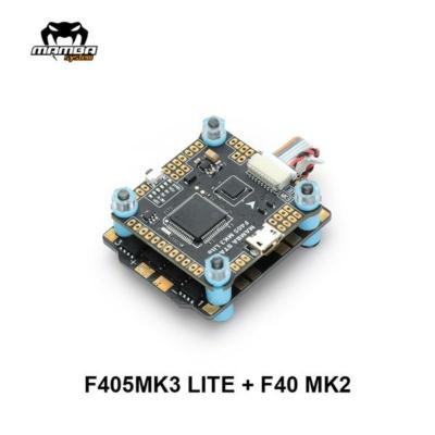 Diatone MAMBA Stack Basic F405 MK3 Lite 40A 6S 8bit