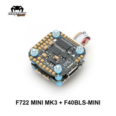 Daitone MAMBA Stack Basic F722 Mini MK3 40A 2-6S 32bit