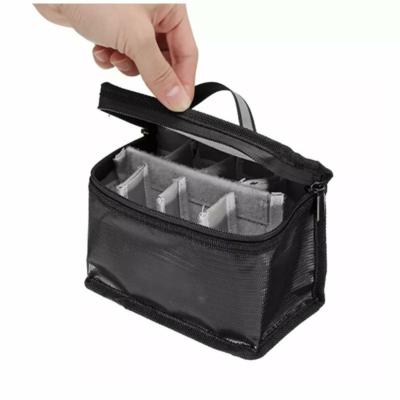 LiPo akku tartó táska 155x115x90 mm