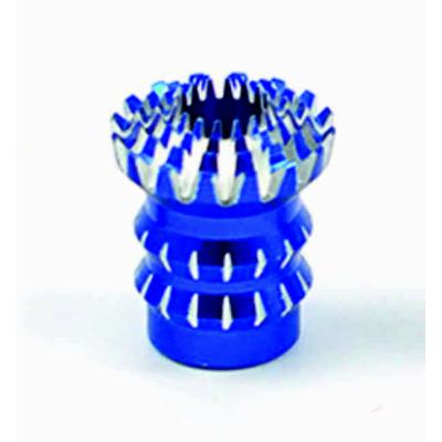 Thumb stick end lotus M4 blue