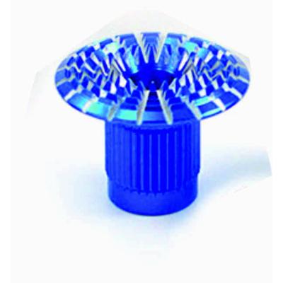 Thumb stick end umbrella M4 blue