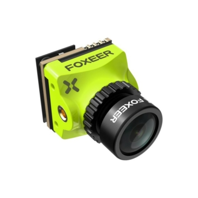 Foxeer Toothless2 nano 2.1mm lens Fluorescent Green camera