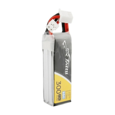 Tattu 300mAh 2S 75C 7.6V Lipo Battery