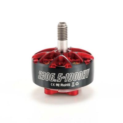 HGLRC AEOLUS 2306.5 1900KV Red-Black motor
