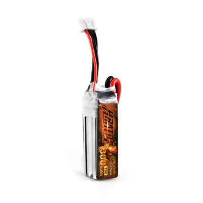HGLRC KRATOS 3S1P 11.1V 450mAh 75C Lipo Battery with XT30 Plug