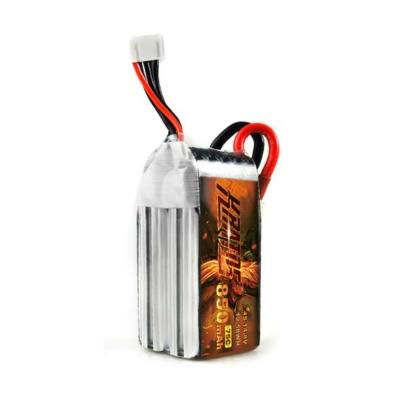 HGLRC KRATOS 3S1P 11.4V 300mAh 75C Lipo Battery with XT30 Plug