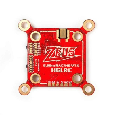 HGLRC Zeus 800mW Smart Mounting 20*20 / 30*30 VTX For FPV Racing Drone