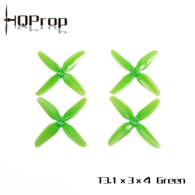 HQ T3.1X3X4-PC Green