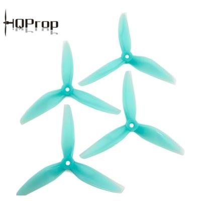 HQ Durable Prop 5.1X5.1X3V1S (2CW+2CCW)-Polycarbonate - Blue