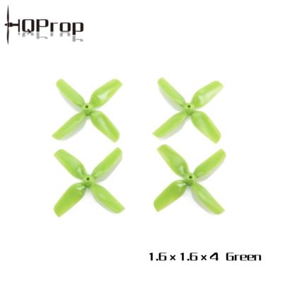 HQ 1.6X1.6X4-ABS-1.5MM Green