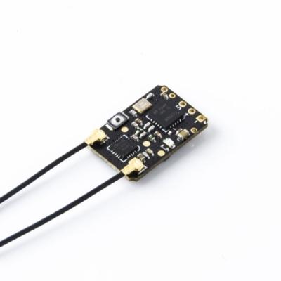 RadioMaster - R81 8ch csatornás Frsky D8 kompatibilis nano méretű Sbus/S.port-os vevőegység