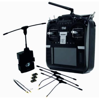 RadioMaster TX16s transmitter + HALL Gimbal + TBS MicroTX v2 + 3*TBS Crossfire nano RX