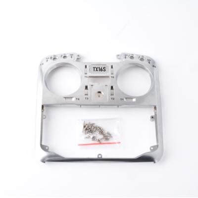 RadioMaster TX16S ezüst szinű cserélhető előlap
