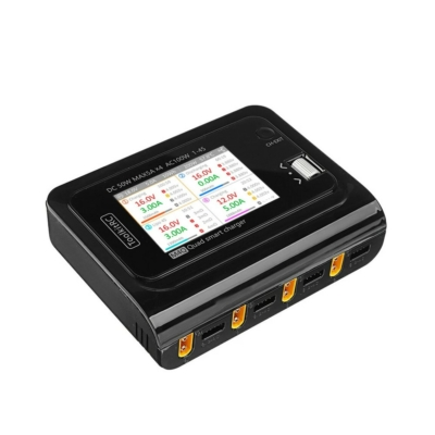 ToolKitRC M4Q XT60 50W 5A 1-4S charger